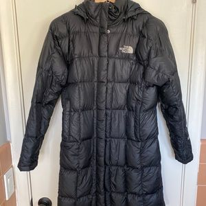 The north face gotham parka - excellent condition